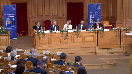 Anniversary Conference: Panel discussion about the future of central banking
