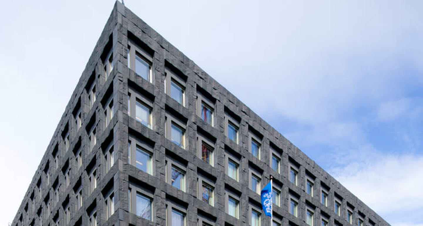 Picture of the Riksbank house