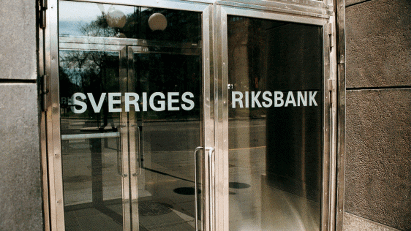 Picture from the film What does the Riksbank do
