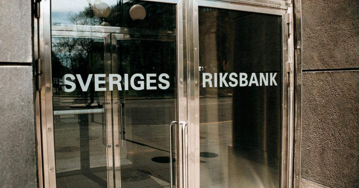 What does the Riksbank do? | Sveriges Riksbank