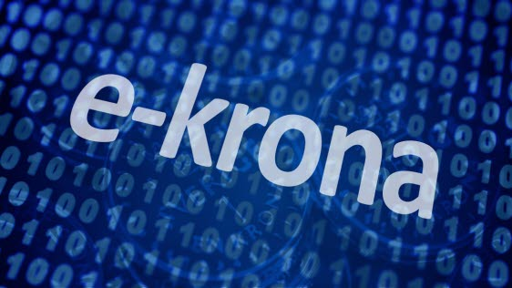 The Riksbank's e-krona project