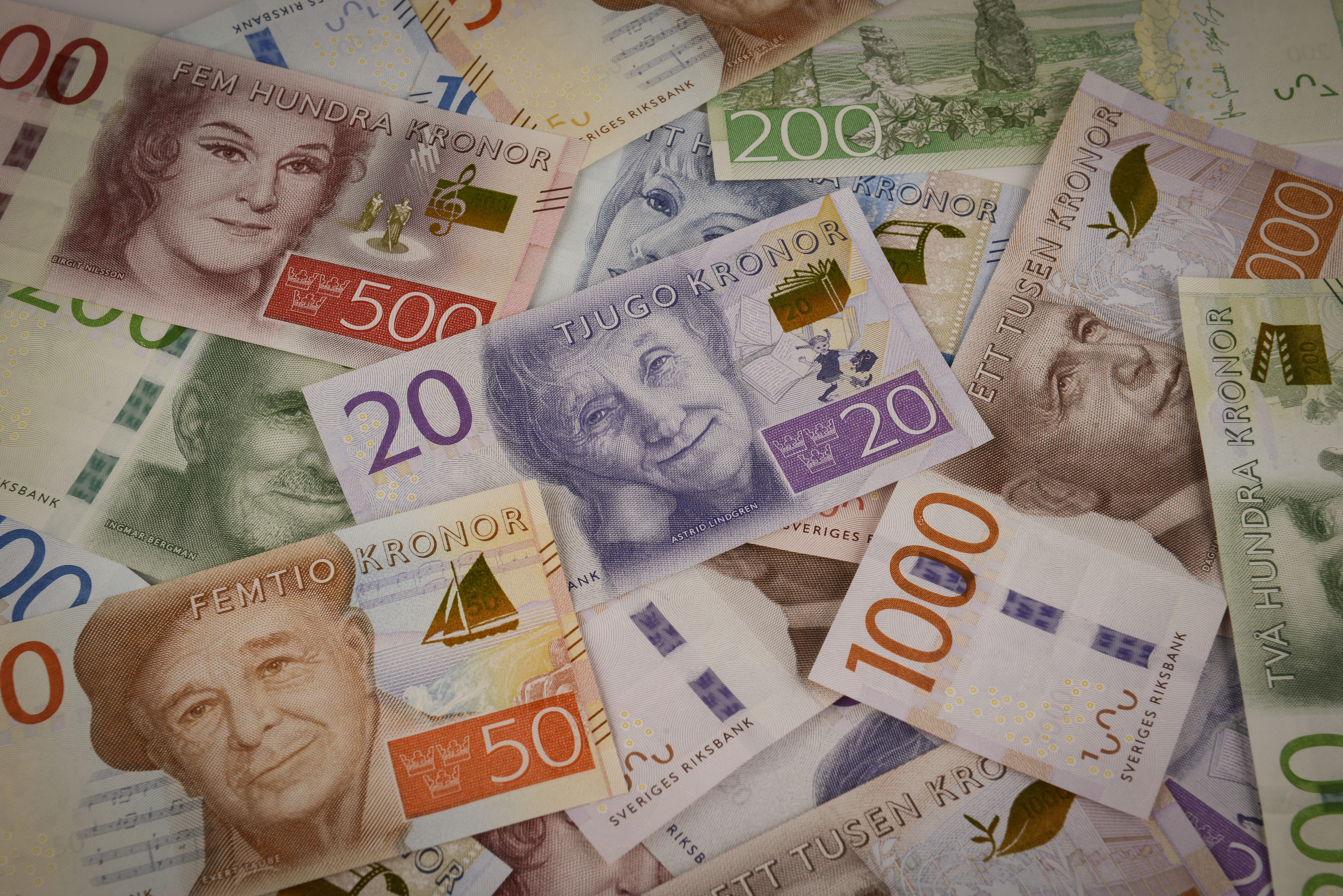 Krona till euro