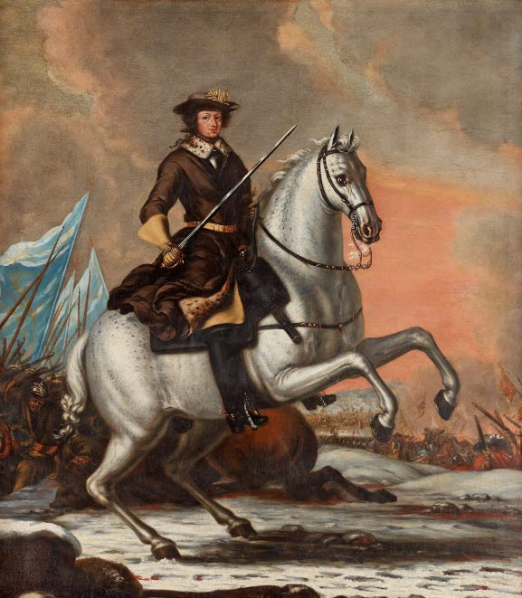 King Charles XI of Sweden